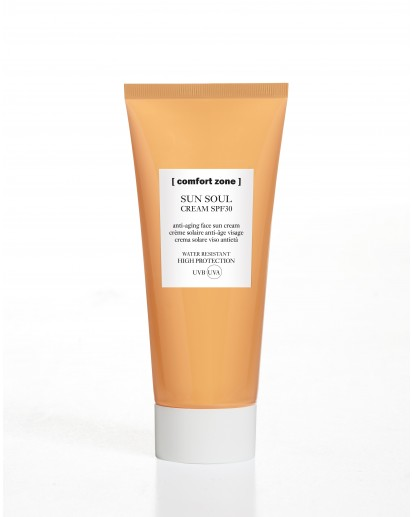 COMFORT ZONE - SUN SOUL FACE CREAM SPF30
