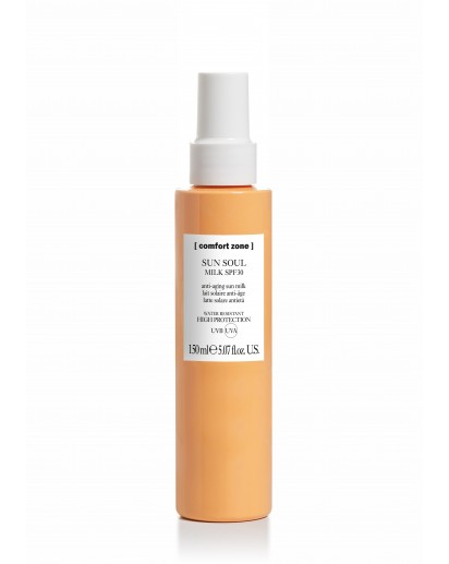 COMFORT ZONE - SUN SOUL BODY SPRAY SPF30 MILK