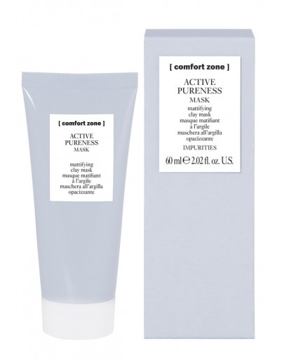 comfort zone - active pureness - mask
