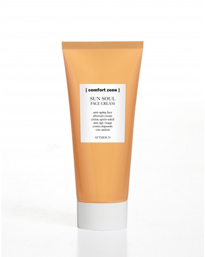 YCZS - COMFORT ZONE - SUN SOUL AFTERSUN FACE CREAM