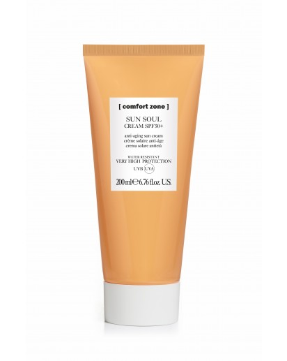 YCZS - COMFORT ZONE - SUN SOUL FACE & BODY CREAM SPF50