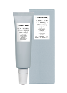 sublime skin color perfect SPF 50